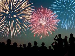 - fireworks logo
