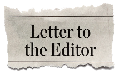 - letter to the editor logo