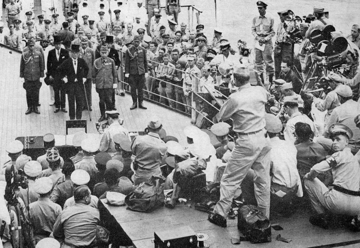 USS Missouri exhibit pays tribute to deceased Wenatchee veteran