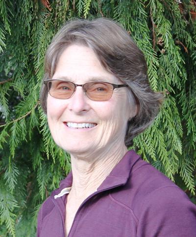 Connie Mehmel, WSU Chelan County Master Gardener