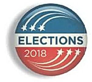 Clear money leaders in county commissioner races