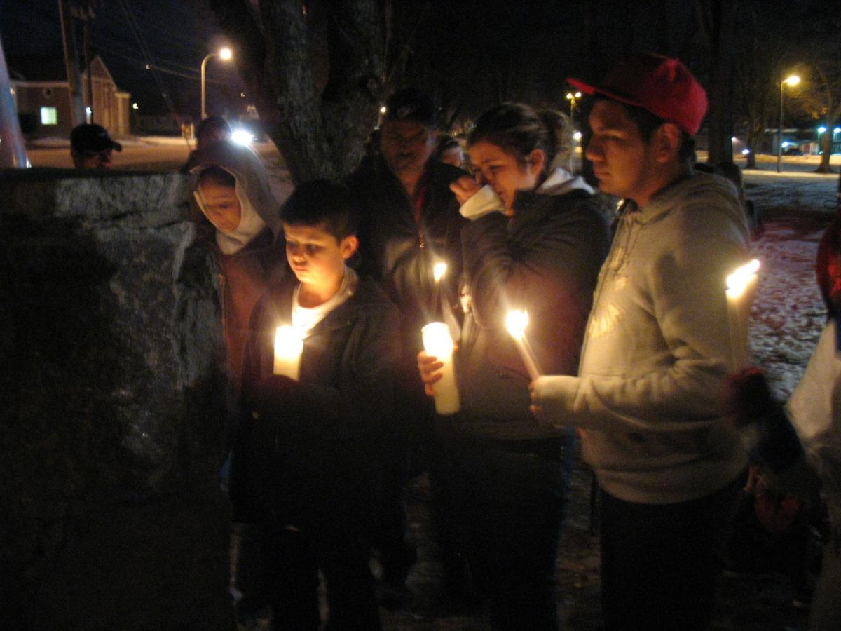 Vigil sheds light on bullying