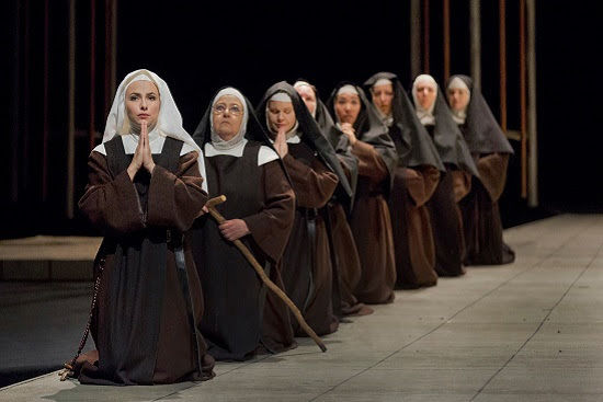 """""""Dialogues des Carmélites"""" live from The Met"""