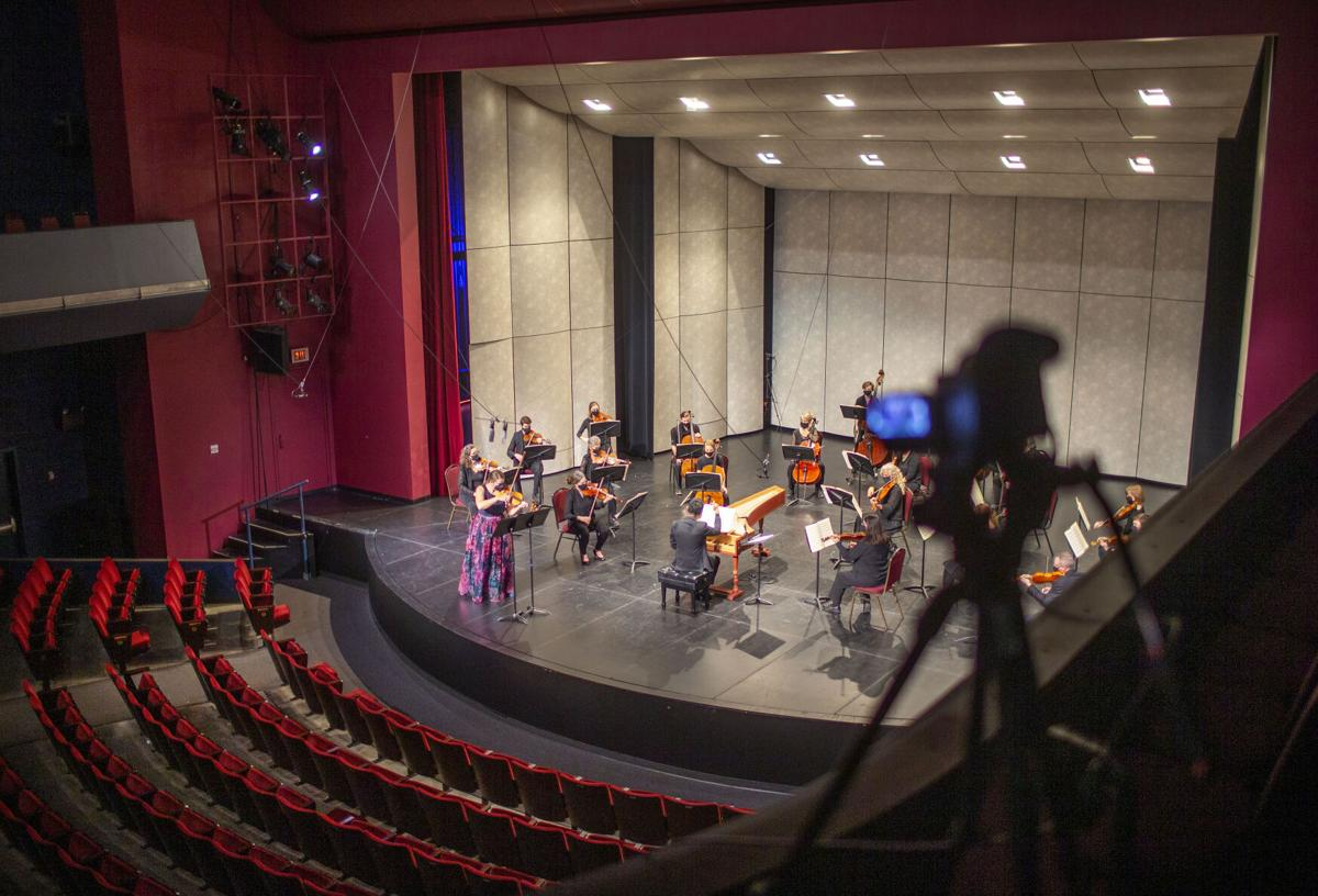 Wenatchee Valley Symphony virtual concert
