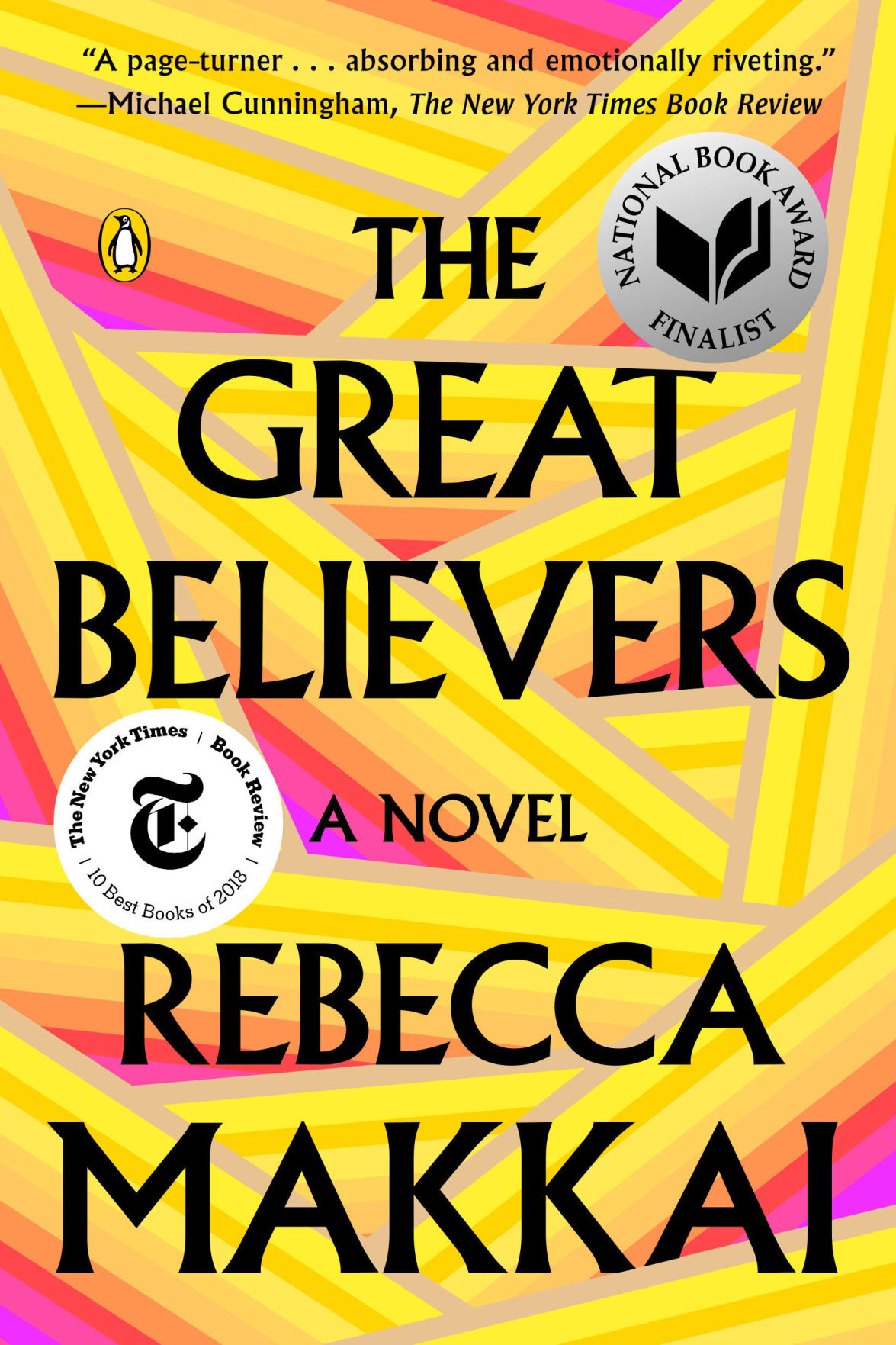 """The Great Believers"" by Rebecca Makkai"