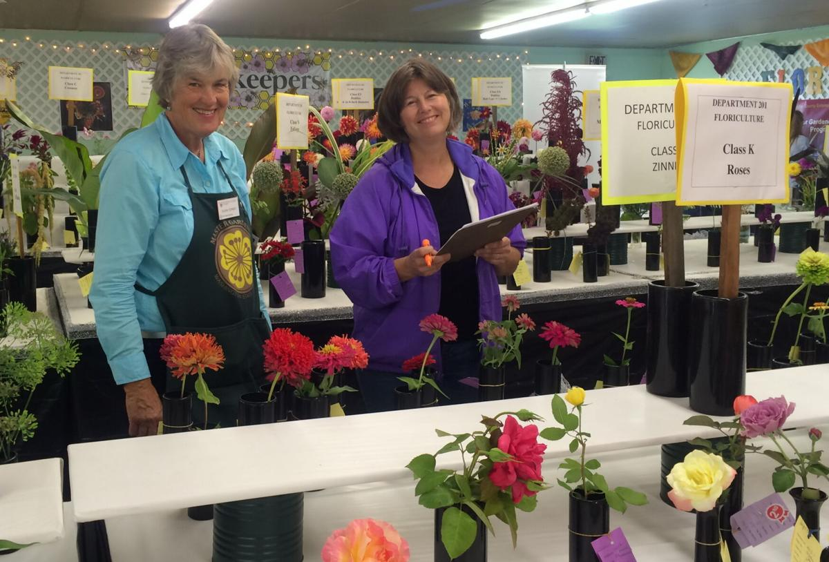 Bring your flowers, fruits and veggies to the Chelan County Fair