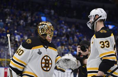 NHL: Stanley Cup Final-Boston Bruins at St. Louis Blues
