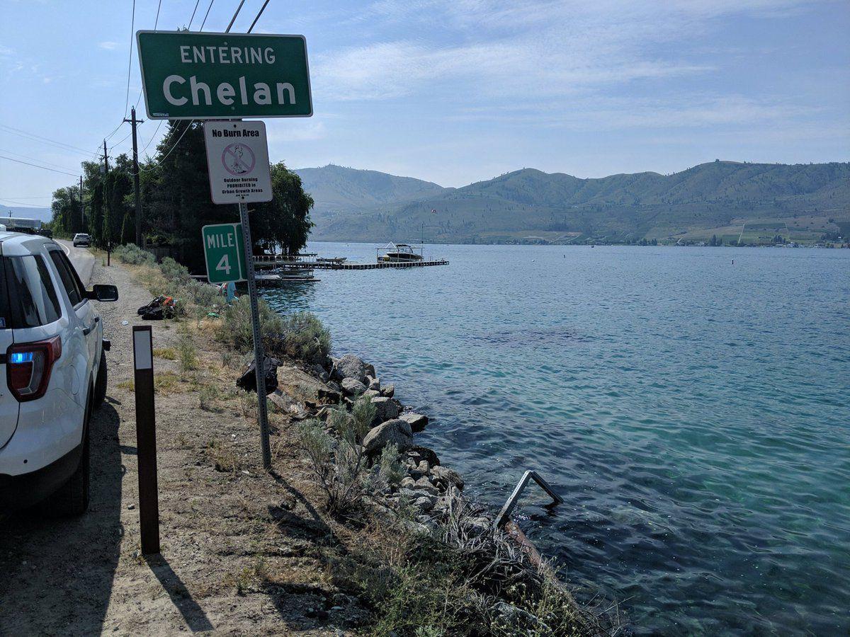 July 5 Lake Chelan crash, WSP