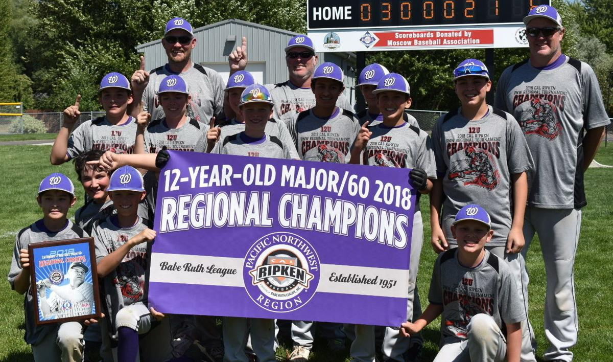 The hits keep coming: Wenatchee youth baseball team makes