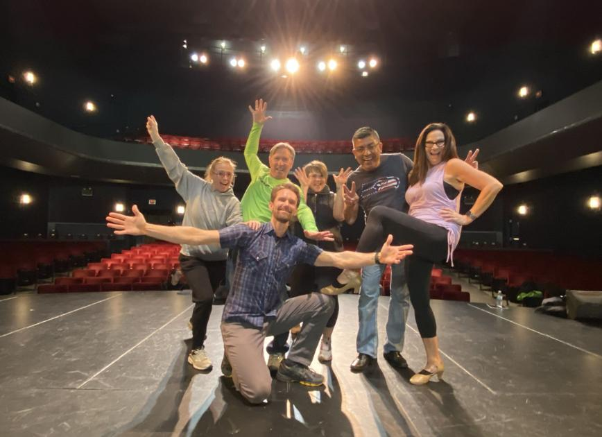 Dancing with the Stars — Wenatchee style