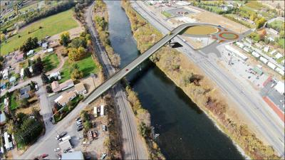 West Cashmere Bridge