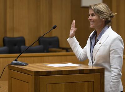 Amanda McKinney Yakima County Commissioner
