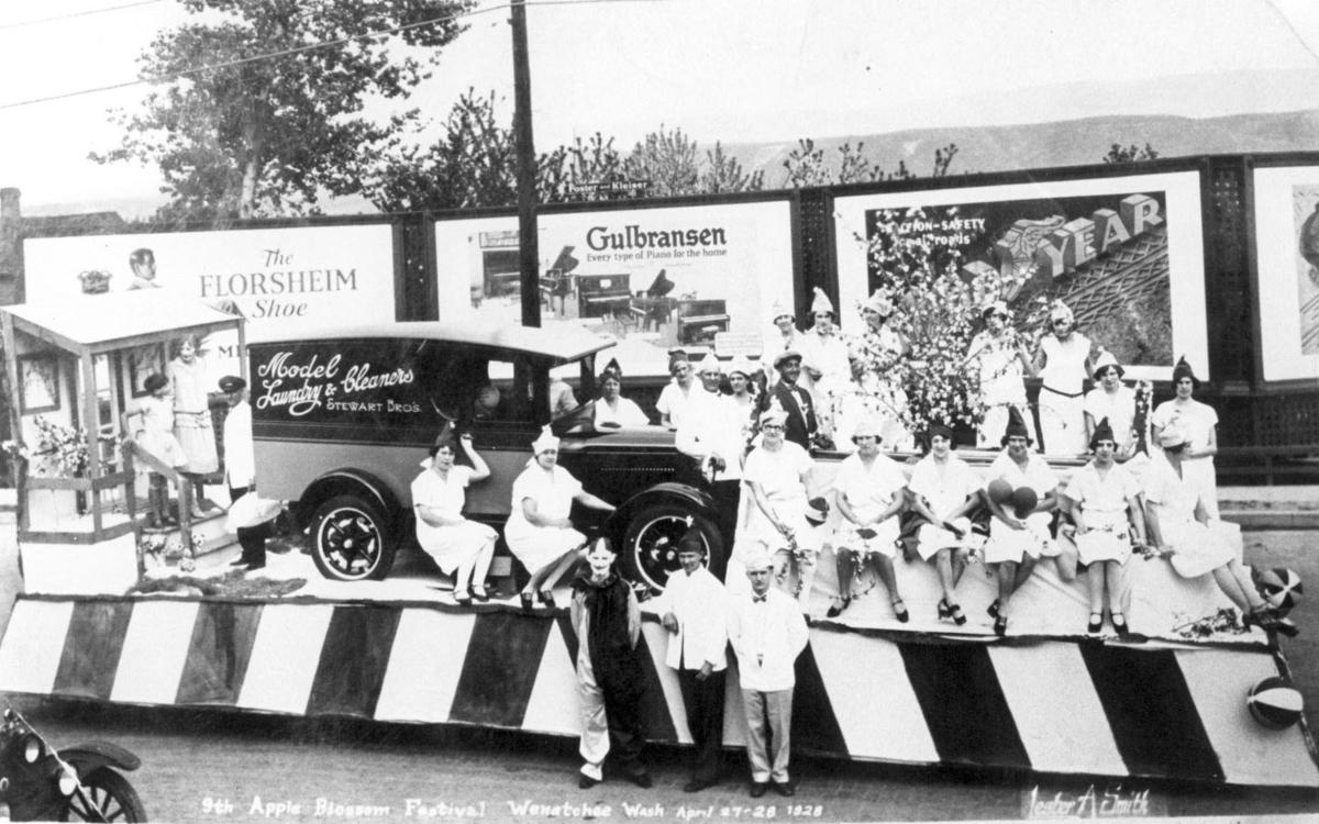 1928-1929: Queen Columbia also reigns; promotional trip to Chicago