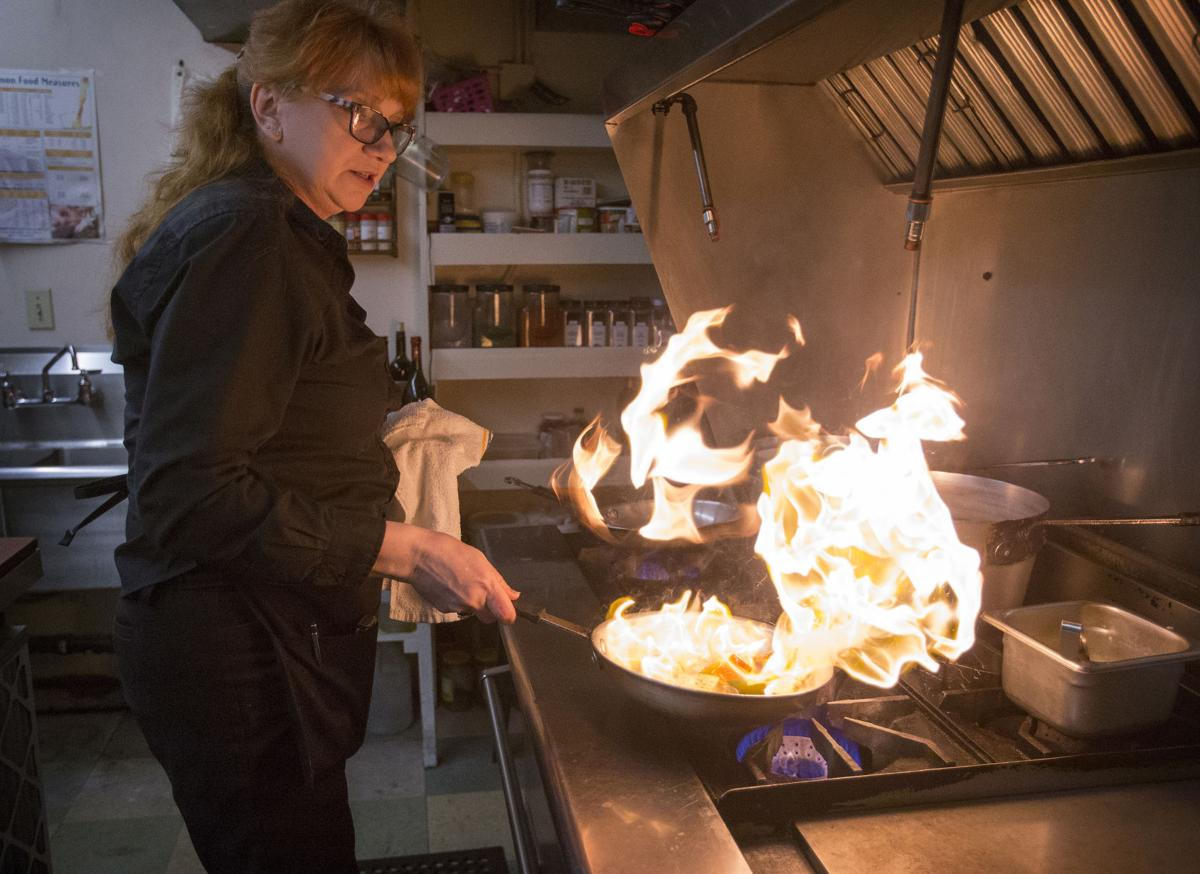 Created from scratch: Inna's Cuisine is a Wenatchee Avenue original
