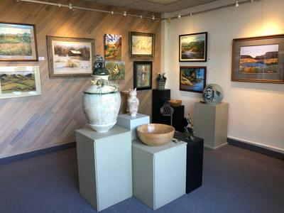 Barbara Sannes Bainard at Two Rivers Gallery