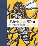 'Birds of the West: An Artist's Guide' by Molly Hashimoto