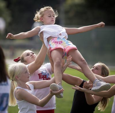 Training the next generation of cheerleaders
