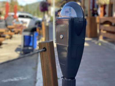 Leavenworth Parking Meter