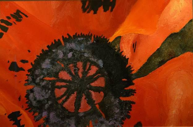 'Poppy' by Leif Weigel