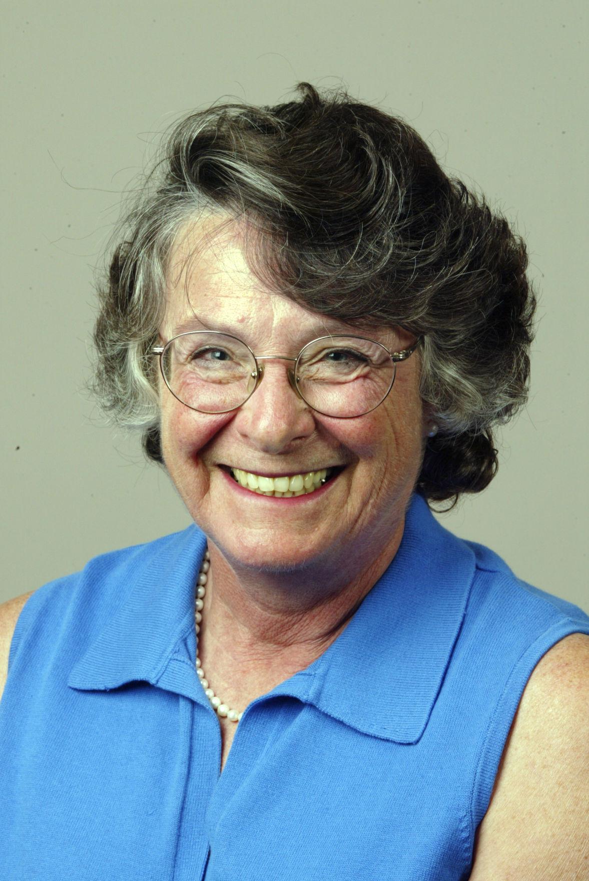 WSU Master Gardener Bonnie Orr