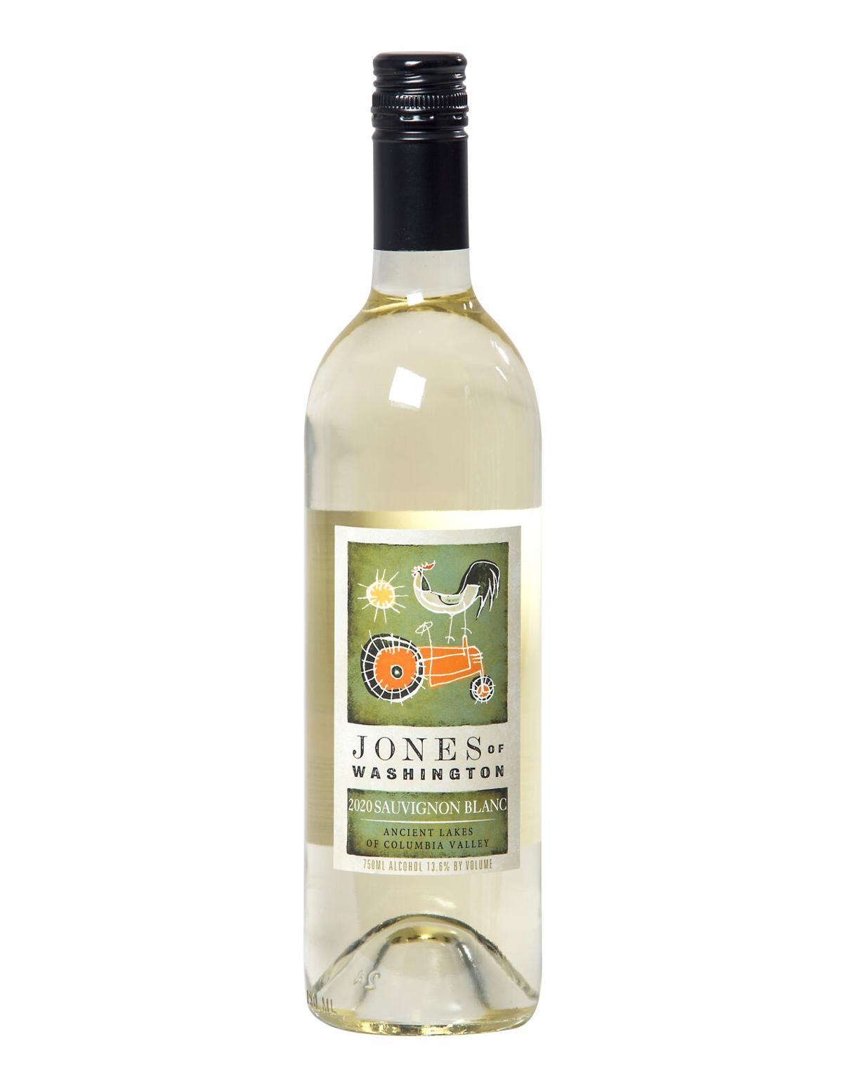 Jones of Washington 2020 Sauvignon Blanc