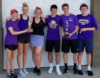 Panthers Tennis to State