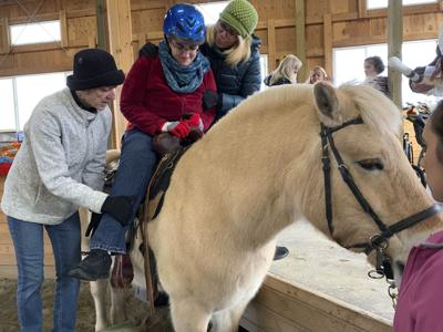Art of Community | Magic happens at Alatheia Riding Center