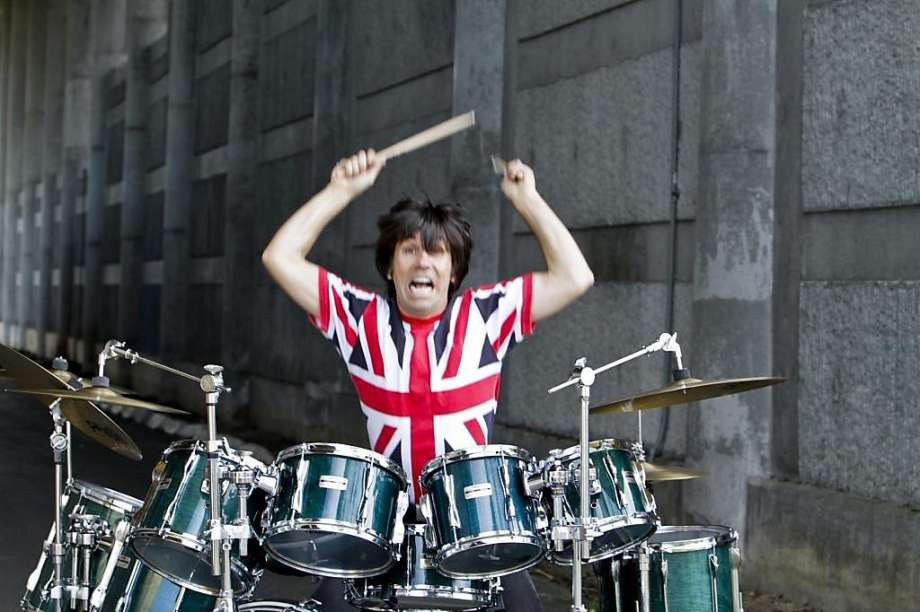'Keith Moon: The Real Me'