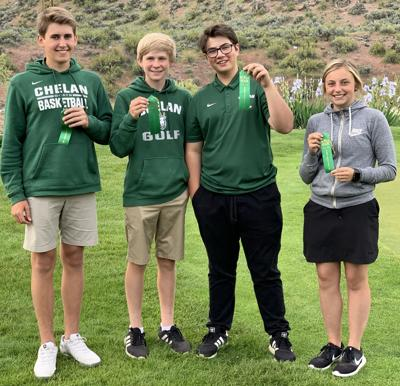 Chelan Golf Team