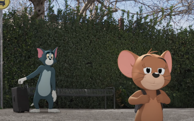 """""""Tom & Jerry"""" movie debuts Friday"""