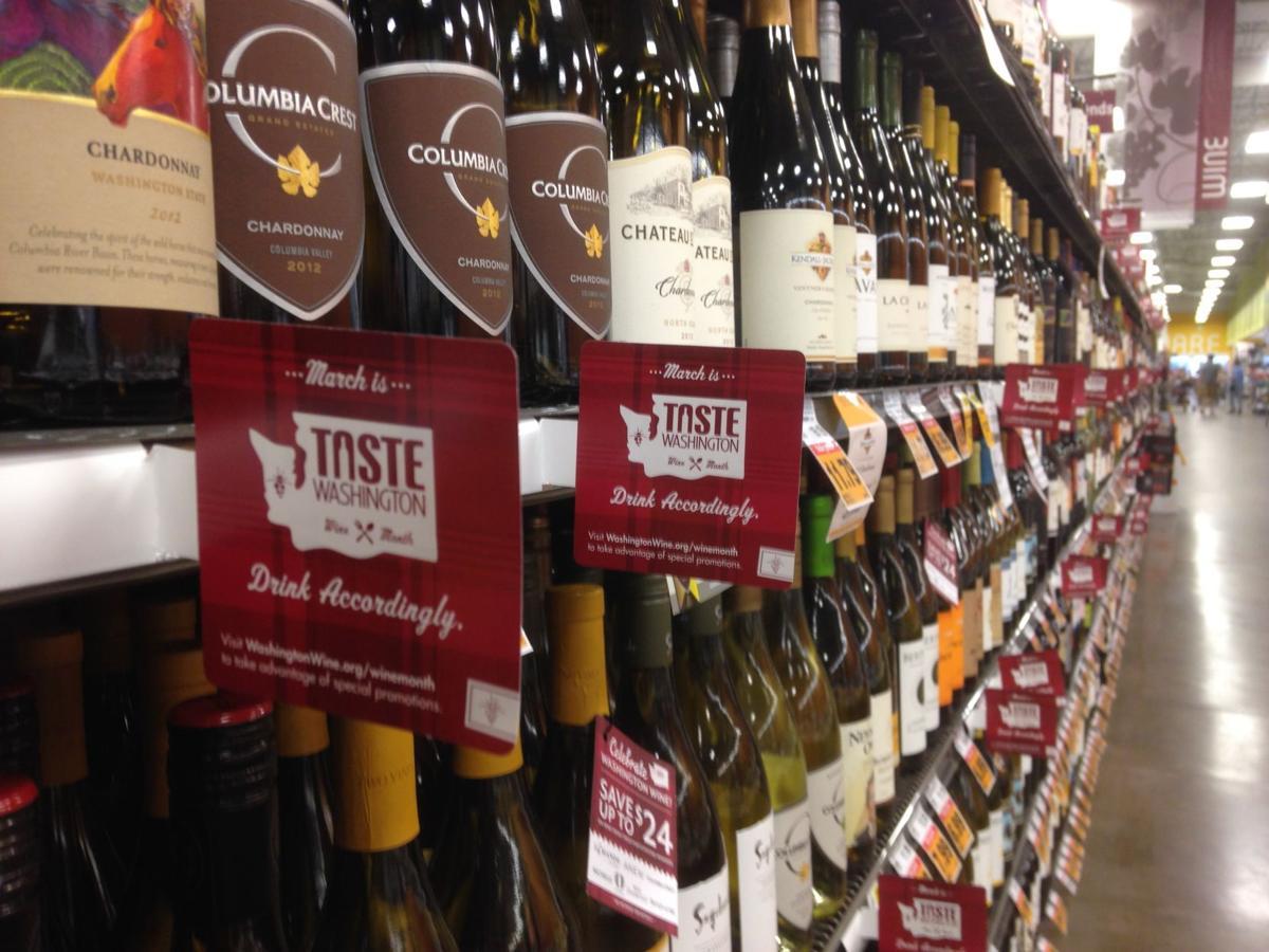 Winemaker's Journal: March is Taste of Washington Wine month