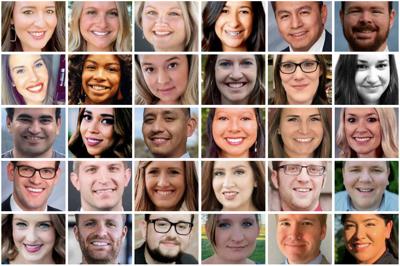 30 under 35 Class of 2020 winners