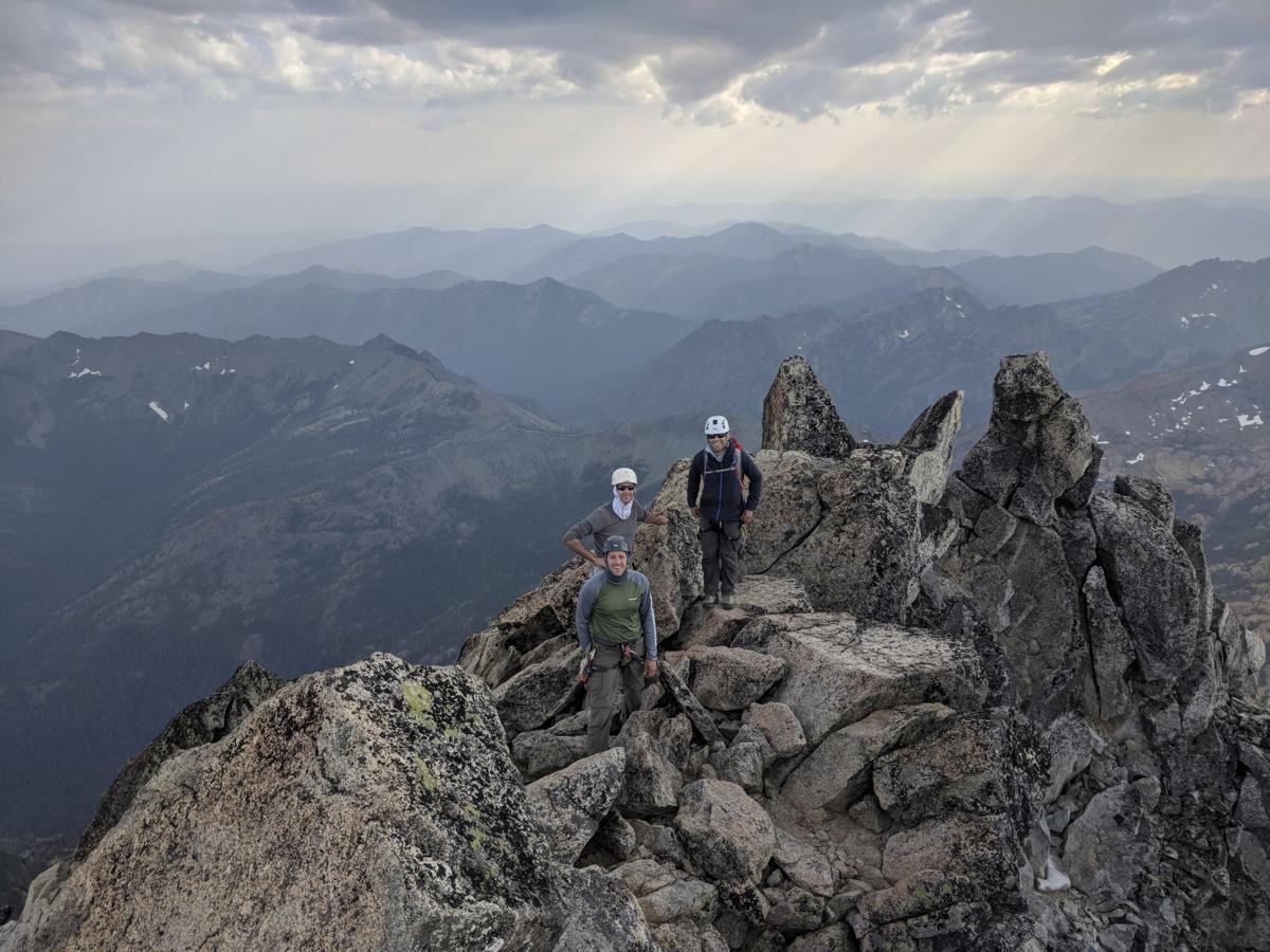 Mount Stuart summit