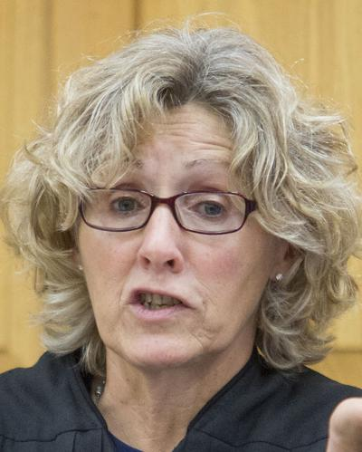 Chelan County Superior Court Judge Lesley Allan