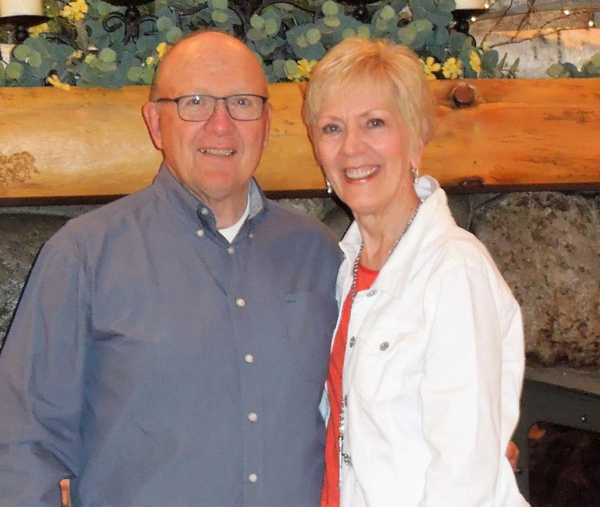Dick and Julie Ryan