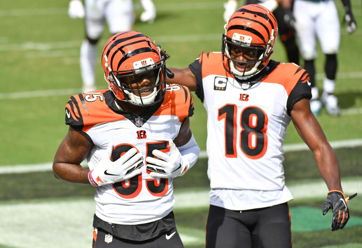 NFL: Cincinnati Bengals at Philadelphia Eagles