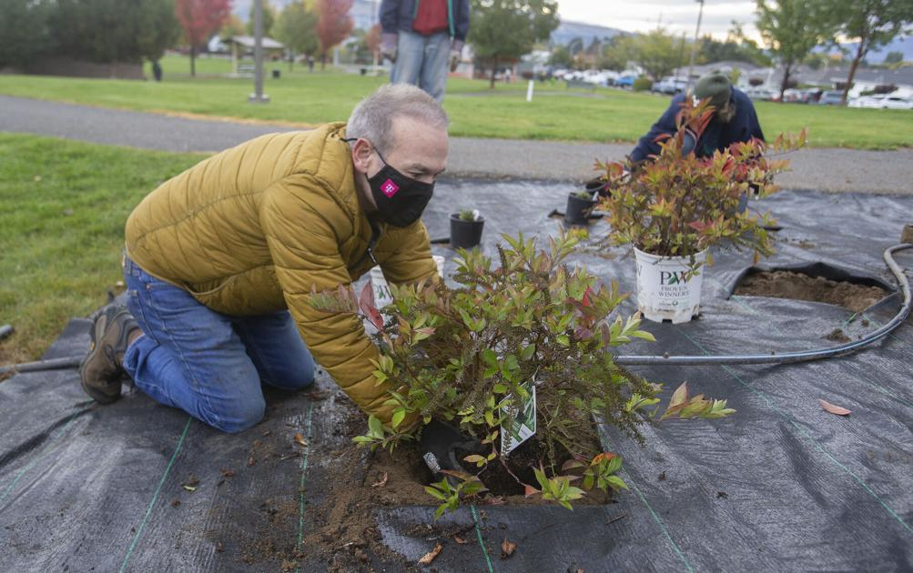 Making a difference: Rotary Park