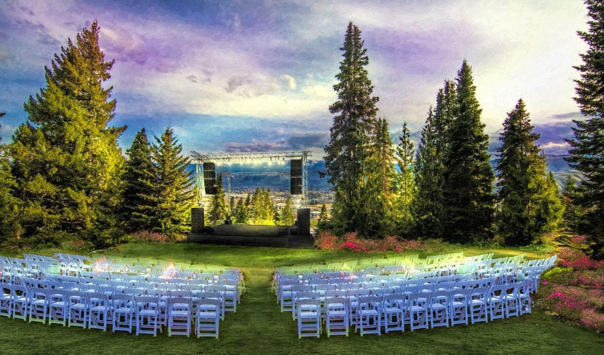 Ohme Gardens summer concerts