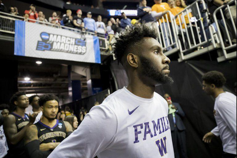 new arrivals eadc7 383f2 Huskies star Jaylen Nowell says he's staying in the NBA ...