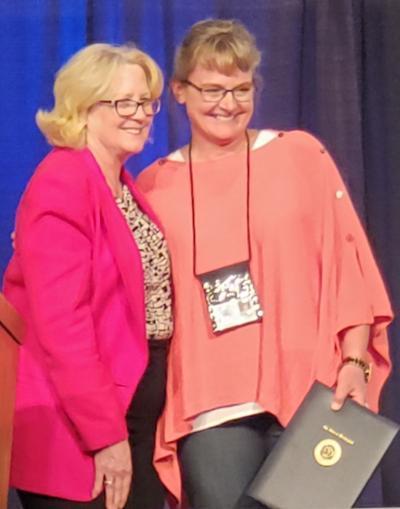 Eastmont award