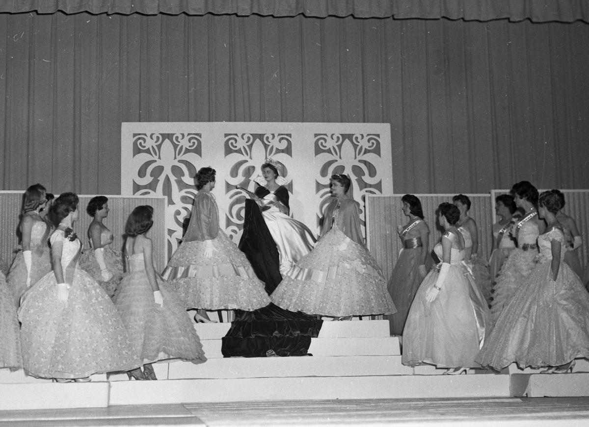 1960-1961: Royalty meet 'The Rifleman'; festival musical debuts