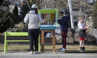 Unexpected gifts | Little Free Library: littlefreelibrary.org/