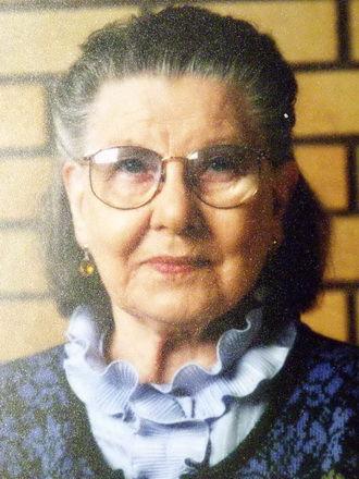 Lillian Adeline Olson
