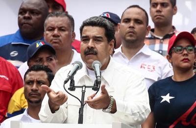 WORLD-NEWS-VENEZUELA-MADURO-ABA