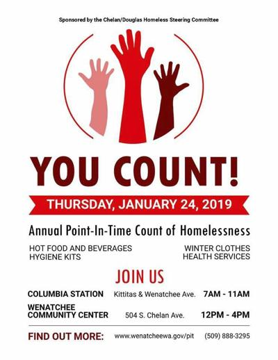 Jan. 24 homeless count will help serve the unsheltered