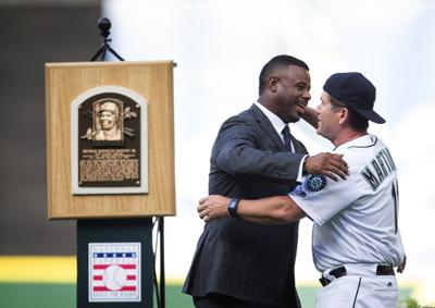 pretty nice 55a95 5b7d0 Induction ceremony 'more special' this year for Ken Griffey ...