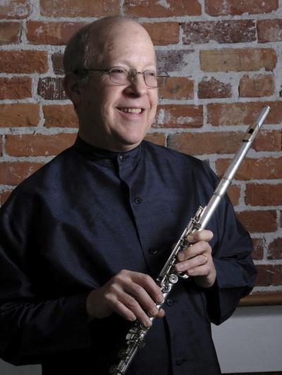 Renowned Flutist Paul Taub offers class and recital in Wenatchee
