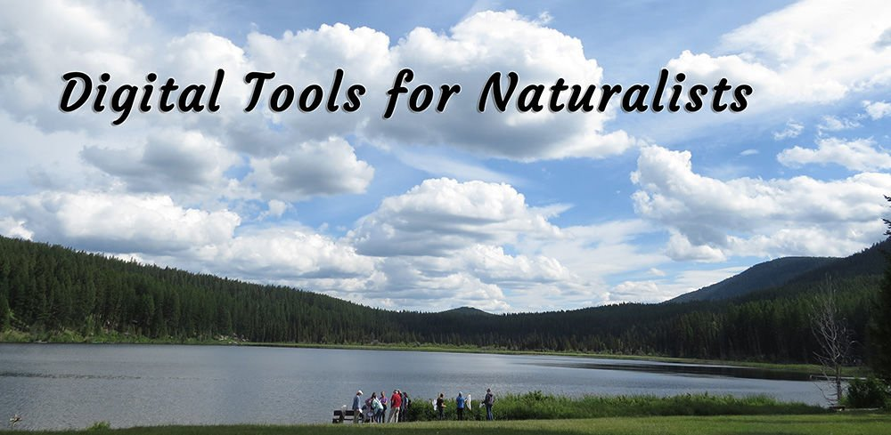 Digital tools -- The group will explore plants and animals at Lost Lake using a variety of apps.jpg