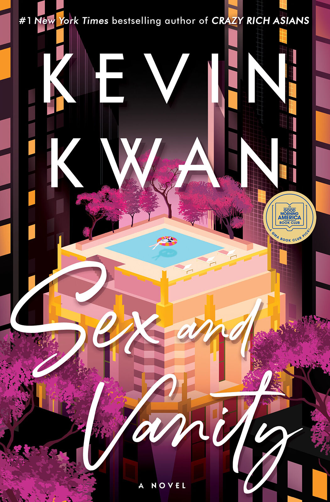 """""""Sex and Vanity"""" by Kevin Kwan"""