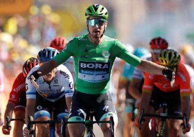 Tour de France - The 175.5-km Stage 5 from Saint-Die-des-Vosges to Colmar